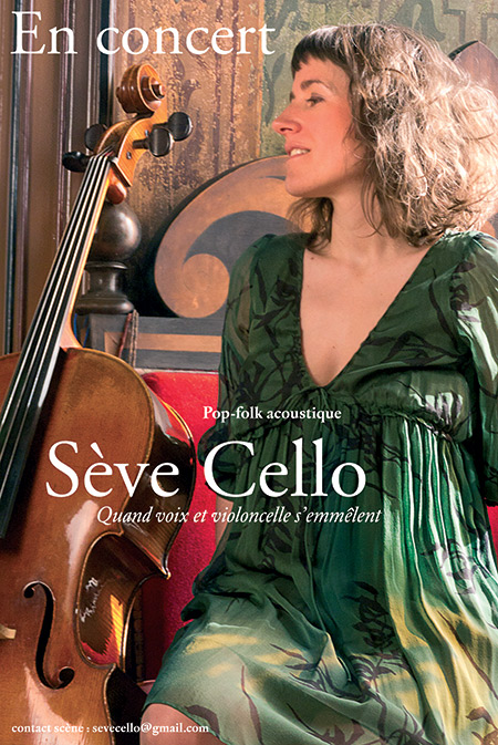 Affiche Seve Cello 2012